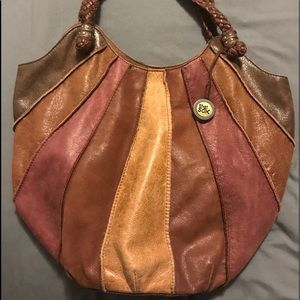 The Sak Large Leather Hobo Bag
